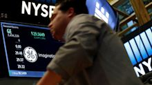 MARKETS: GE beats on profits, but stock sinks on power unit concerns