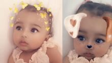 Kim Kardashian Just Posted Three New Adorable Videos of Baby Chicago