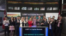 LGBT in Capital Markets Closes the Market