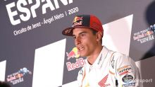 """Márquez fala sobre afastamento da MotoGP e brinca com rivais: """"Parece que ninguém quer ganhar, ninguém abre vantagem"""""""