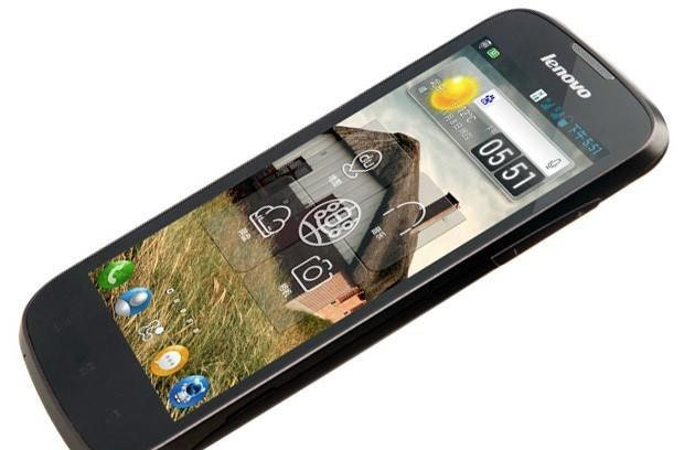 Lenovo A586 touts voice unlock through Baidu, A*STAR verification tech