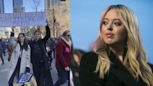 Tiffany Trump Likes March For Our Lives Post