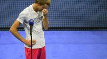 US Open (H) - Alexander Zverev, battu en finale de l'US Open : « J'aurai encore des opportunités »
