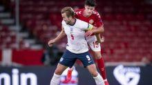Em mais uma partida ruim, Inglaterra fica apenas no empate fora de casa com a Dinamarca