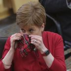 Images of packed pubs 'made me want to cry', says Nicola Sturgeon