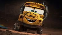'Cars 3': Exclusive mini-movie sends Lightning and Cruz back to 'Skool'
