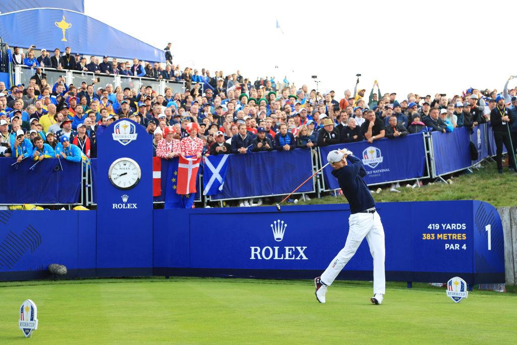 2018 ryder cup what happened early friday morning. Black Bedroom Furniture Sets. Home Design Ideas