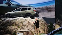 Subaru Outback Now Turbo for Hikers in a Hurry: Auto Show Update