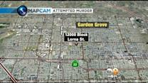 Police Investigating Attempted Murder-Suicide In Garden Grove