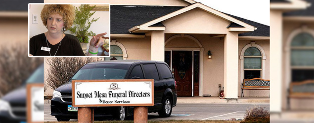 Funeral home shut down after 'swapping' cremated remains for concrete and selling body parts