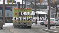 Report: Cleveland Ambulances Are Not Allowed To Speed