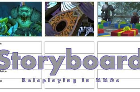 Storyboard: Just the artifacts