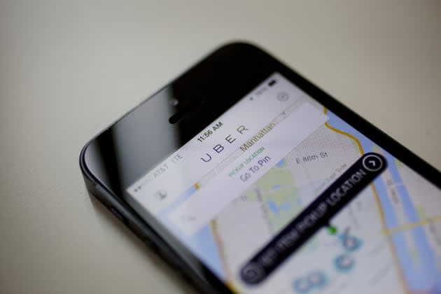 New York attorney general fights rule that curbs services like Uber