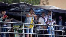 Notícia sobre fim do É o Tchan é 'fake news', diz Compadre Washington