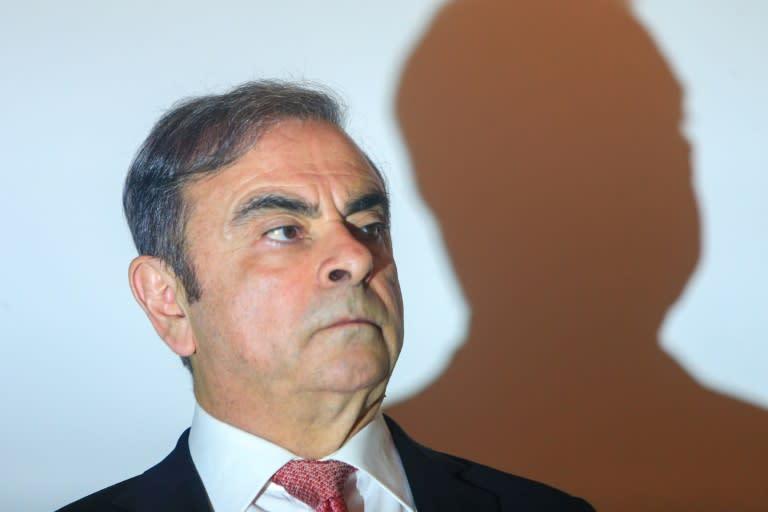 Ghosn convoqué par le parquet libanais, le Japon le réclame - Yahoo Actualités
