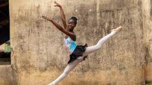 Nigeria academy looks to spread ballet among Lagos poor