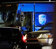 UPS driver identified in fatal Florida shootout; Video shows how gunfire unfolded
