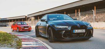 BMW M4 Competition x KITH 2020: con M de moda
