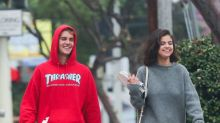 Selena Gomez & Justin Bieber Are 'Figuring Things Out' But Aren't 'Officially Boyfriend and Girlfriend,' Says Source