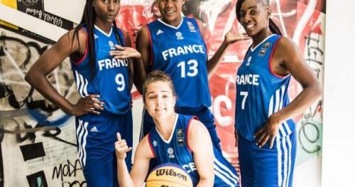 Basket 3x3 - CM (F) - Coupe du monde 3x3 : les Françaises n'iront pas en quart de finale