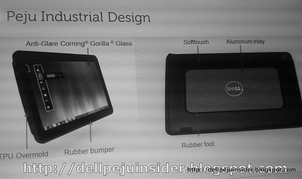 Dell Peju tablet leaked, docking station and all (video)