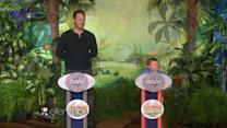 IN YOUR FACE! Chris Pratt loses Dino game to child