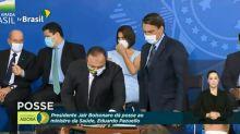 Bolsonaro oficializa al general Eduardo Pazuello como ministro de Salud