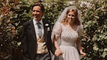 "Princess Beatrice made a last-minute ""request"" to borrow her wedding dress from the Queen"