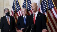 Donor backlash fuels GOP alarm about Senate fundraising