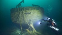 History buff finds ships that sank in 1878 in Lake Michigan