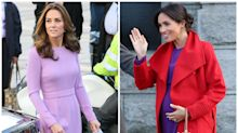 12 normas curiosas sobre moda que deben seguir las mujeres de la realeza británica