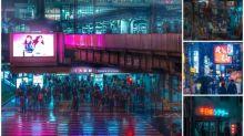 【相集】日本攝影師「雨中的大阪」 超高質Twitter熱傳
