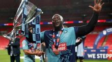 Wycombe's Adebayo Akinfenwa invited to Liverpool title parade by Klopp