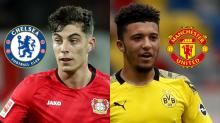 Transfer news LIVE: Man Utd to sign wonderkid, Sancho latest; Willian, Upamecano to Arsenal; Oblak to Chelsea
