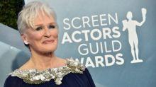 Whoops! Glenn Close Confuses SAG Awards for Golden Globes — Twice!