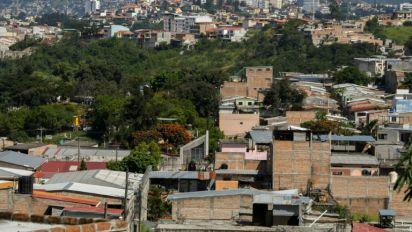 Le Honduras, un des pays les plus pauvres et violents