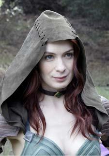 Felicia Day to star in 'Dragon Age: Redemption' web series
