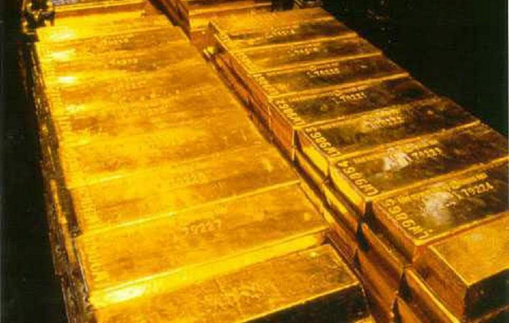 Shinil Group said it had found an imperial Russian vessel off Ulleung Island which was believed to contain gold bullion and coins worth 150 trillion won ($130 billion) (AFP Photo/)