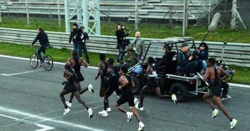 Marathon - La première tentative du marathon en 2 heures aura lieu le 6 mai, à Monza (Italie)