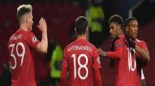 Champions League: Marcus Rashford hat-trick inspires Manchester United to 5-0 win over RB Leipzig; Barcelona beat Juventus