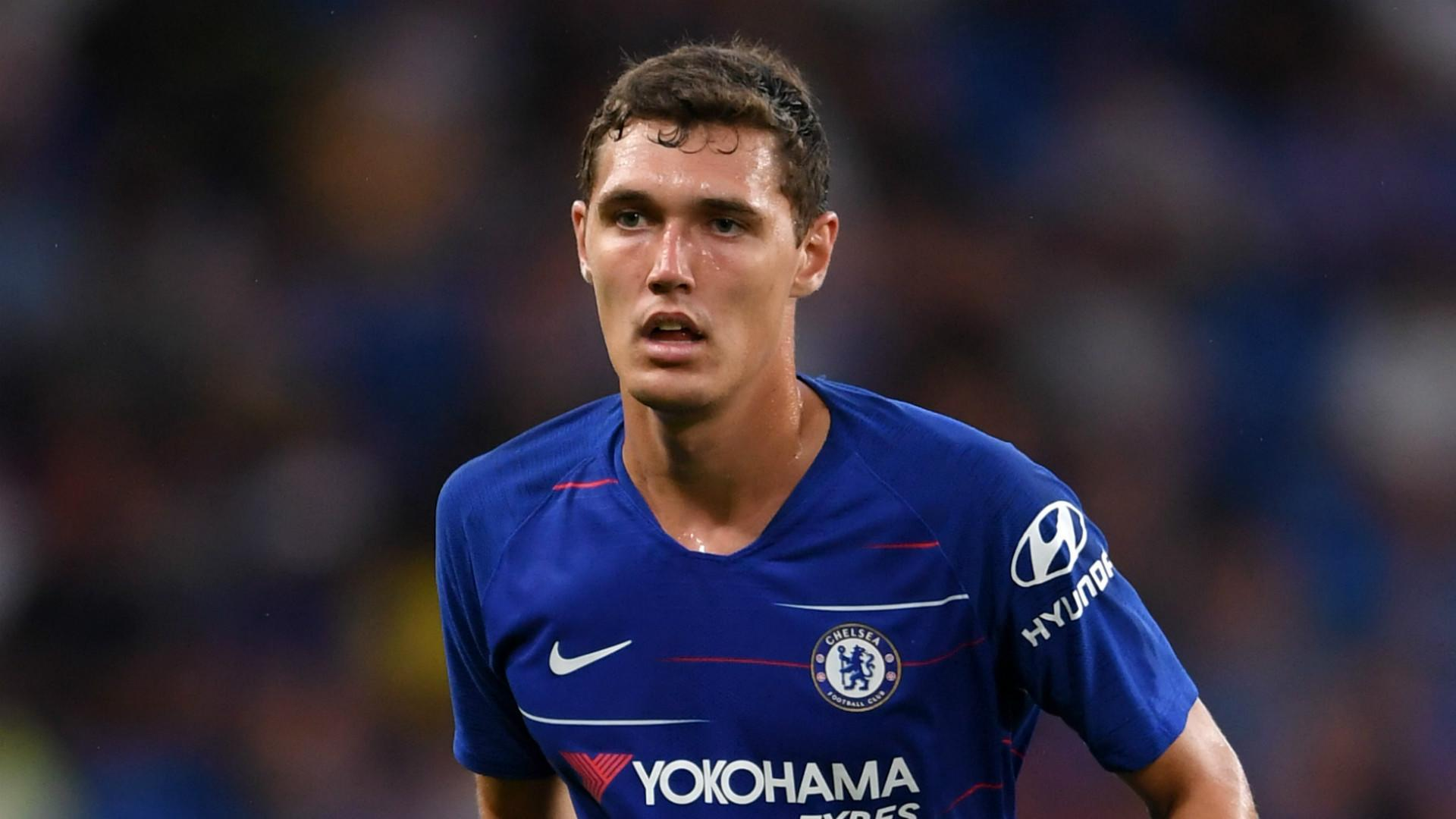 Christensen sees his future at Chelsea after earning 'trust' from Lampard