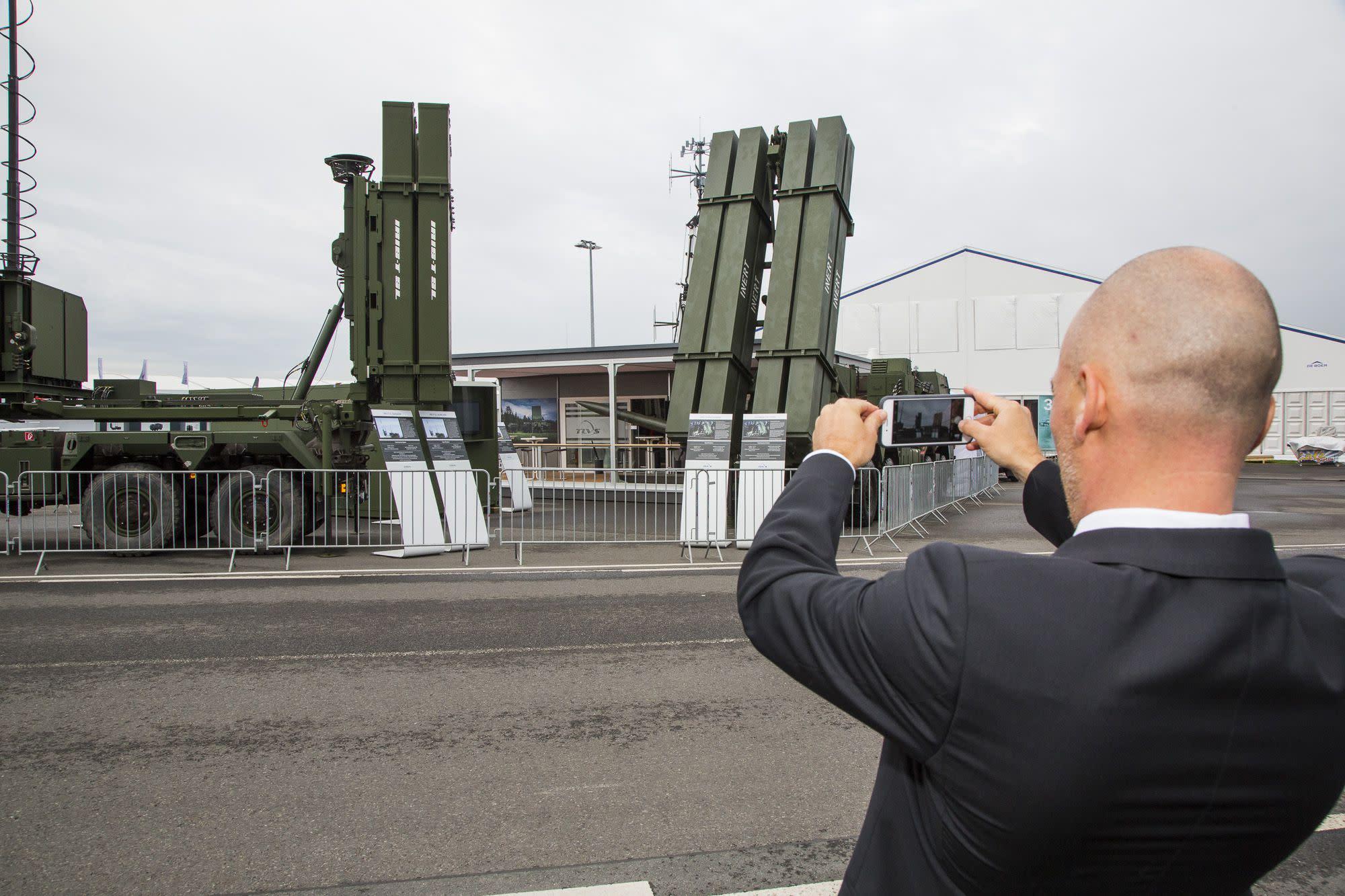 German government asks Lockheed, MBDA to rebid on missile defense system