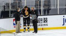 NHL Rumors: Tom Wilson nearly wasn't suspended for Brandon Carlo hit