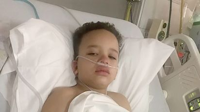 Boy recovers from rare syndrome linked to virus
