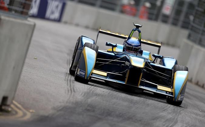 The new Formula E cars sound like upset cats