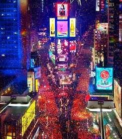 The Best New Year's Eve Hotel Party in New York's Times Square