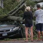 Storm Isaias: At least four dead in US and millions without power as tropical storm races through East Coast