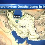 Coronavirus Outbreak: Death toll in Iran is now at 50, news agency says