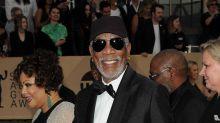 Morgan Freeman's award is 'enormous honour'