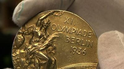 Owens' 1936 Olympic Medal Up for Auction